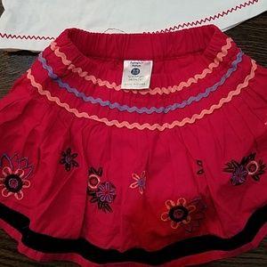pumpkin patch Matching Sets - Pumpkin Patch skirt and top set, 3/6 months.